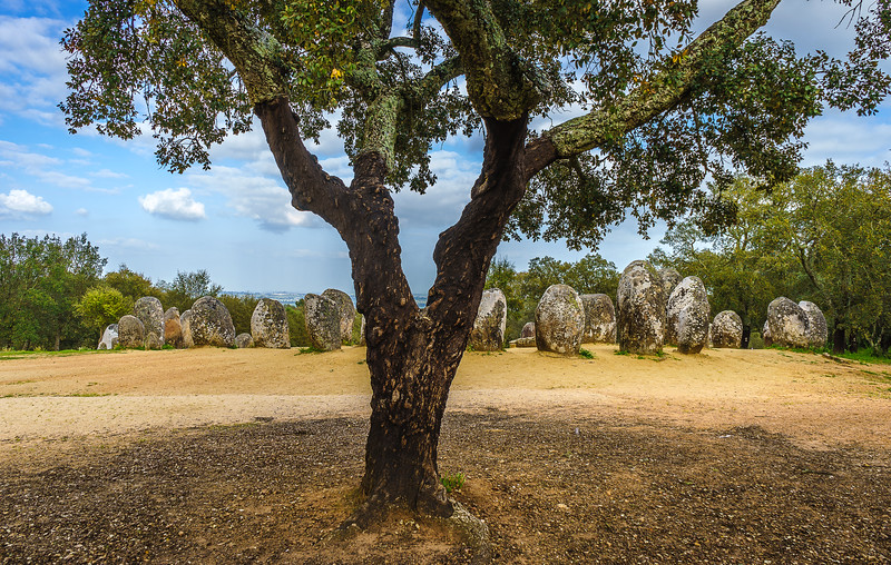 Portugal Cromlech of the Almendres Megalithic Magic Photography 24 By Messagez com