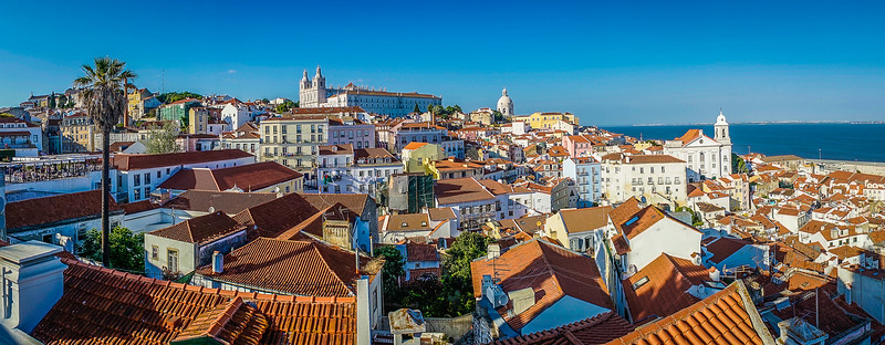 Best of Portugal Lisbon Panoramic Photography 11 By Messagez com