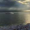 Sun Through the Clouds By Messagez.com