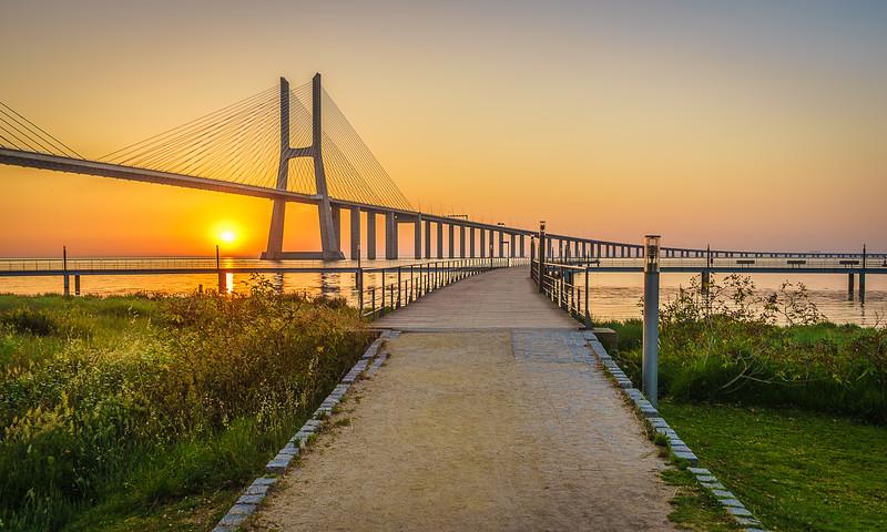 Original Lisbon Portugal Bridge Art Photography 36 By Messagez com