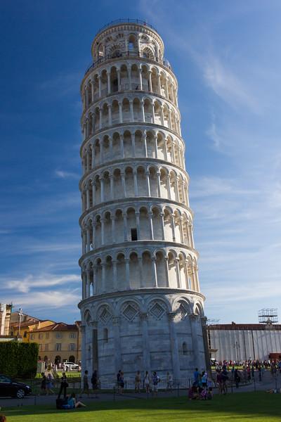 Tilty Tower