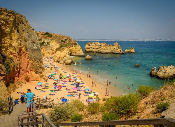 Amazing Lagos Algarve Beach
