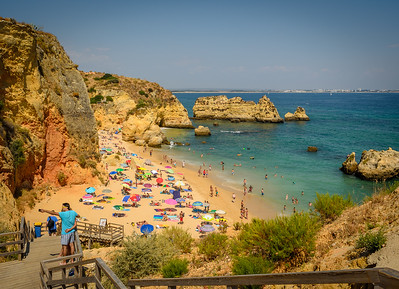 Amazing Lagos Algarve Beach