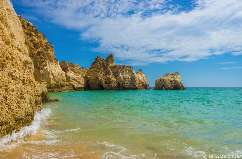 Unique Portugal Algarve Coastline Photography 3 Messagez com