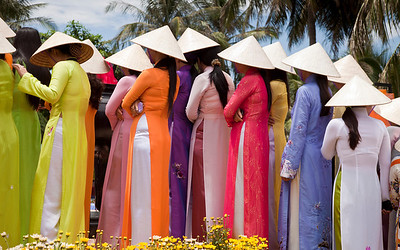 Vietnamese beauty contest