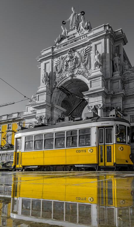 Original Magical Portugal Lisbon Tram Photography 6 By Messagez com
