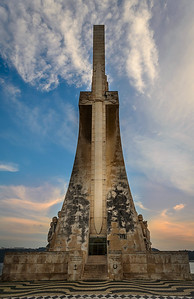 Lisbon Monument to the Discoveries Photograph