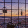 Locked in Lisbon at Sunset Photography Messagez com