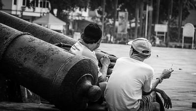 CONVERSATIONS, JAKARTA, INDONESIA, 2015.