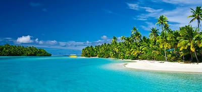 One Foot Island, Aitutaki