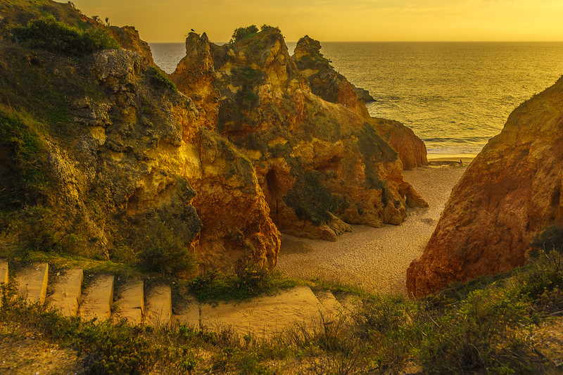 Best of Algarve Beaches Photography Alvor By Messagez com