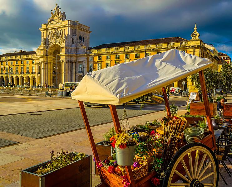 Original Lisbon City Center Photography By Messagez com