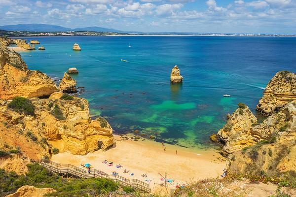 Camilo Beach in Lagos Algarve Photography Messagez com