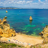 Camilo Beach in Lagos Algarve Photography Messagez com