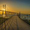 Best of Lisbon Bridge Sunrise Photography 5 By Messagez com