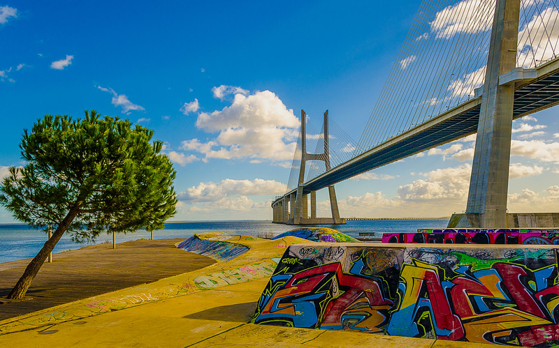 Original Portugal Bridge Art Photography 13 By Messagez com