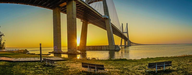 Best of Lisbon Bridge Sunrise Photography 10 By Messagez com