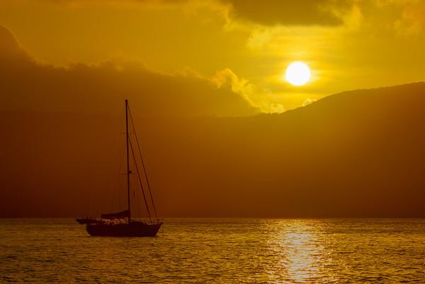 Fitzroy Island Sunset