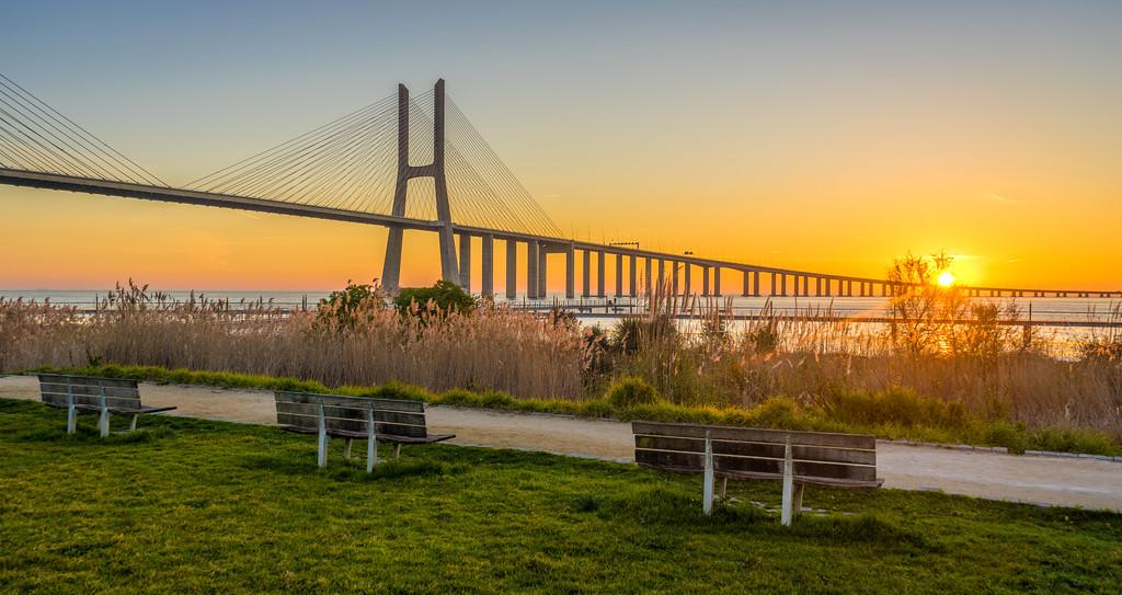 Portugal Lisbon Park of Nations Photography 5 at Sunrise Messagez com