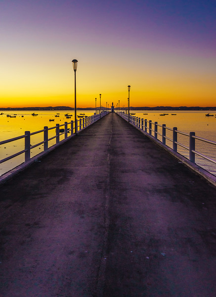 Portugal Alcochete Sunset Pier Photography 13 By Messagez com