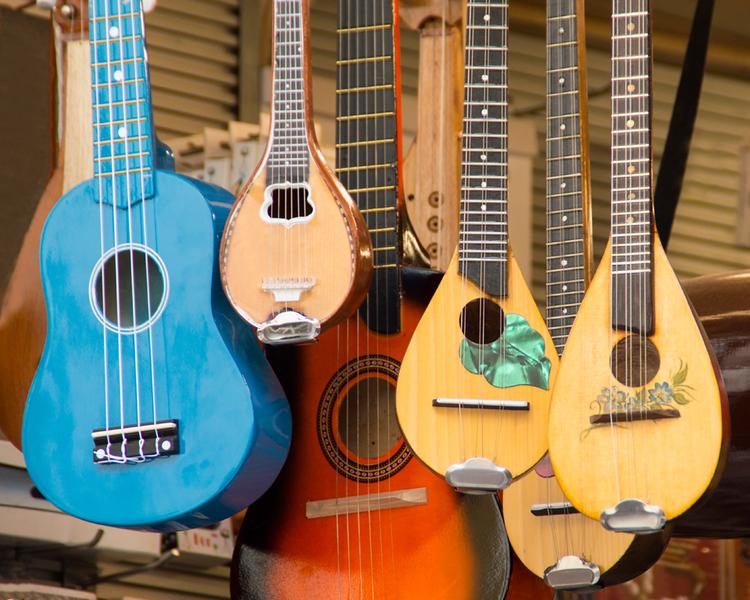 Greek Strings