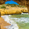 Best of Algarve Beaches Photography Praia do Carvalho 4 By Messagez com