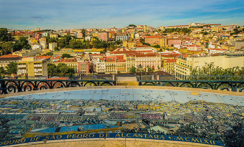 Best of Lisbon Viewpoints Photography 5 By Messagez com
