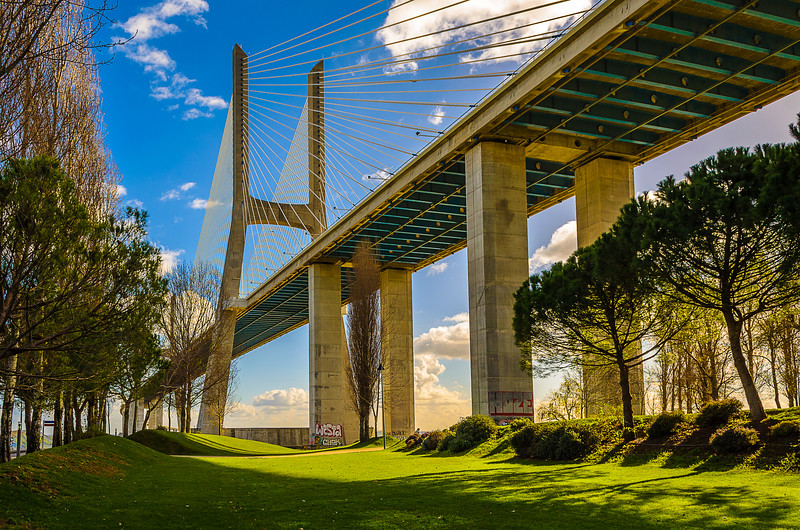 Original Portugal Bridge Art Photography By Messagez com