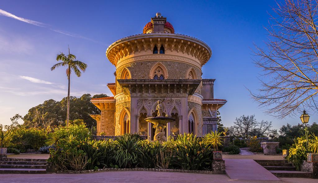 Sintra Monserrate Palace Photography 3 By Messagez com