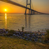Original Lisbon Vasco da Gama Bridge Photography 2 By Messagez com