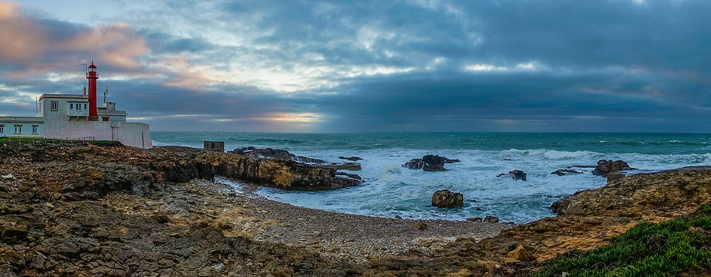 The Magic Coast of Cascais Portugal Panorama Photography 13 By Messagez com