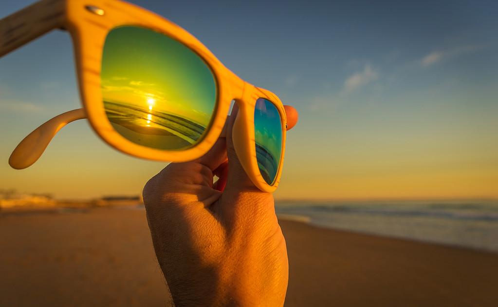 Sunny Paradise Reflection Photography By Messagez com