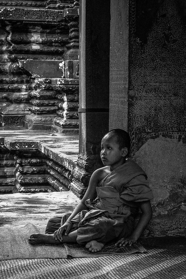 Angkor Wat, Siem Reap - Cambodia