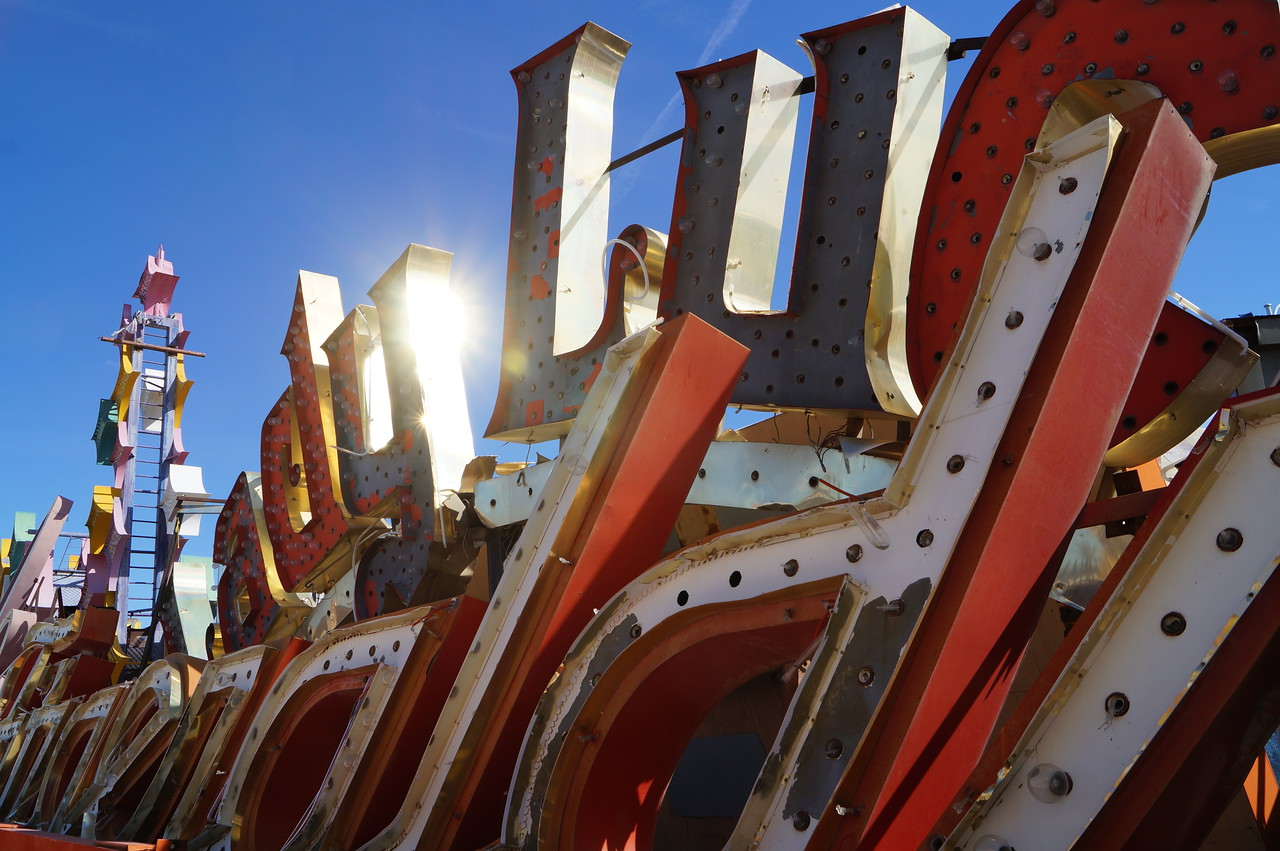 The Neon Museum Las Vegas, Nevada