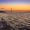 Best of Lisbon Bridge Sunset Photography 8 By Messagez com