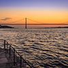 Best of Lisbon Bridge Sunset Photography 8 By Messagez com