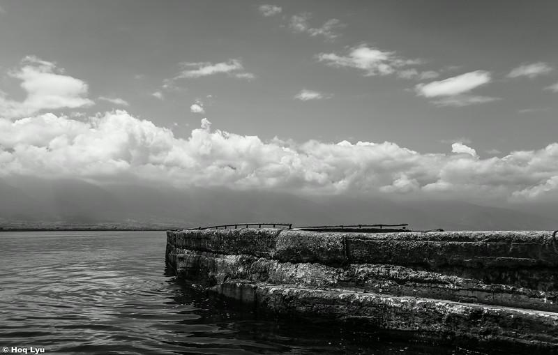 Erhai Lake,洱海。