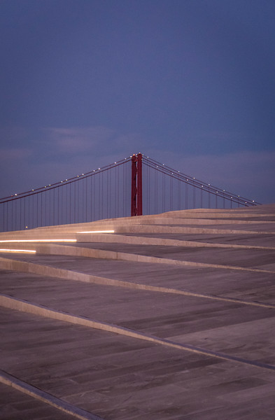 Lisbon Bridge Alternative Viewpoint Photography By Messagez com