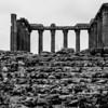 Portugal Roman Temple of Évora Art Photography By Messagez com