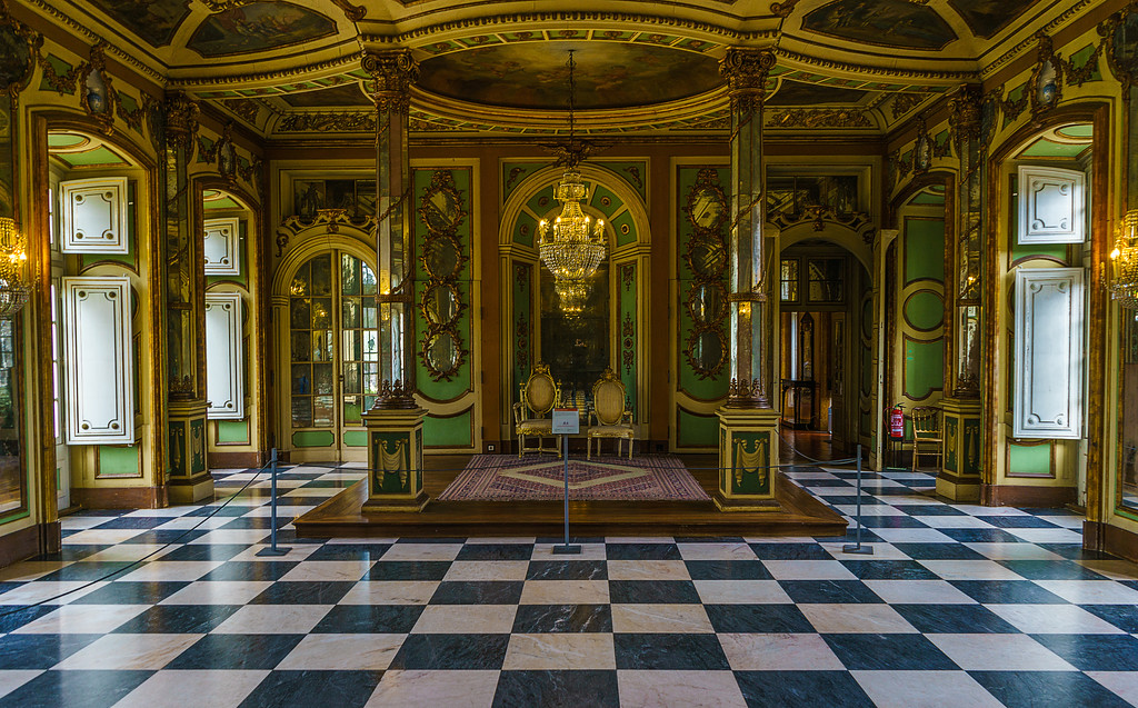 Queluz National Palace Fine Art Photography 6 By Messagez com