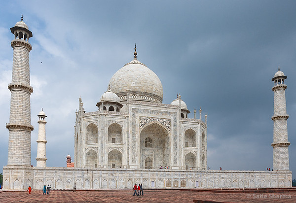 Monsoon Taj