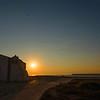 Inside Sagres Fortress at Sunset