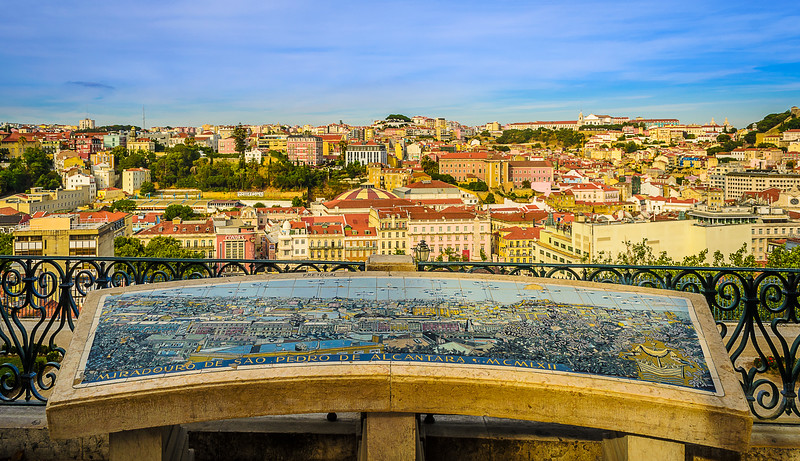 Best of Lisbon Viewpoints Photography By Messagez com