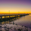 Portugal Alcochete Sunset Pier Photography 17 By Messagez com