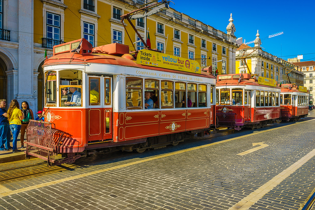Best of Lisbon Trams Photography 47 By Messagez com