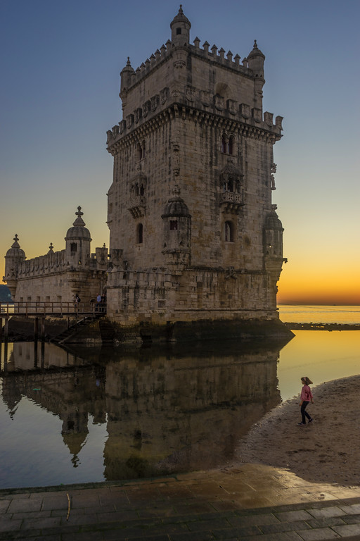 Best of Portugal Lisbon Tower Sunset Photography 28 By Messagez com