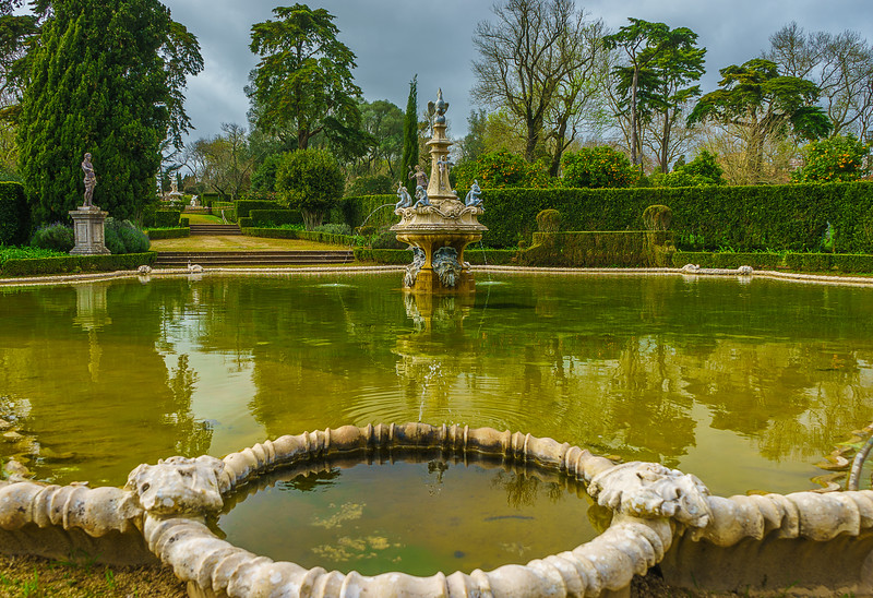 Portugal Queluz National Palace Art Photography 34 By Messagez com