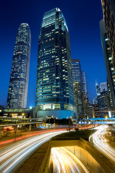 Hong Kong Bustle