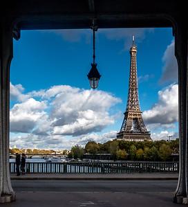 Eiffel Seine