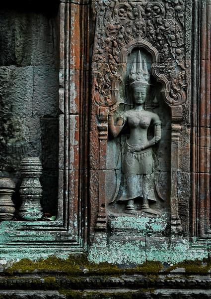 Ankor Wat, Cambodia, 2007.